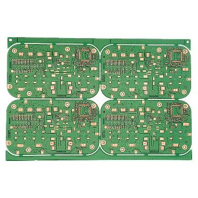 Home massage instrument control circuit board
