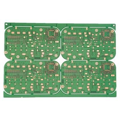 Home massage instrument control circuit board
